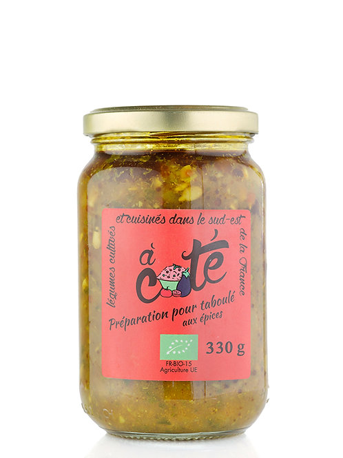 Préparation pour taboulé aux épices - 330g
