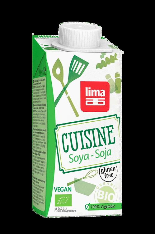Crème soja cuisine - 20cl