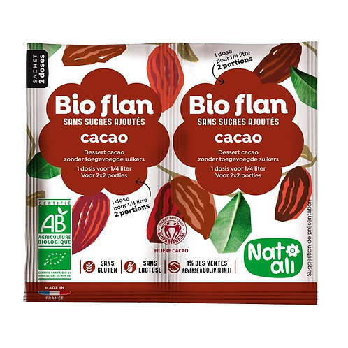 Bioflan Cacao - 2x5.5g