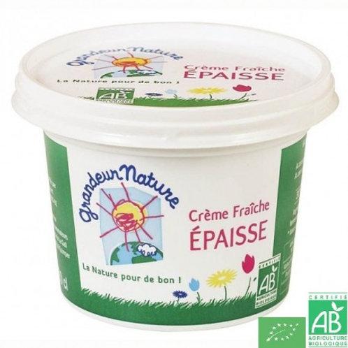 Crème fraîche épaisse - 20cl
