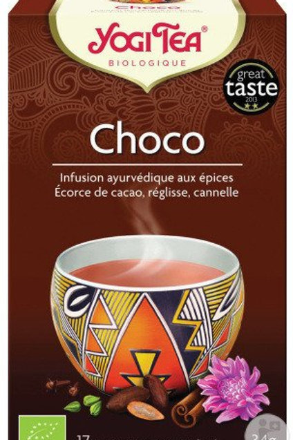 Tisane Choco - 17 sachets