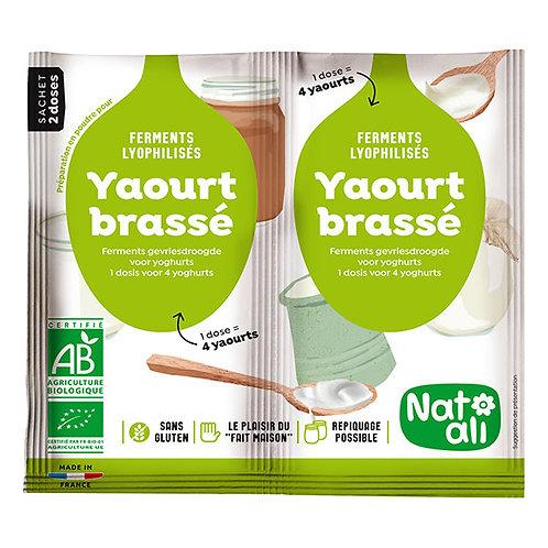 Ferment pour yaourt brassé - 2x6g