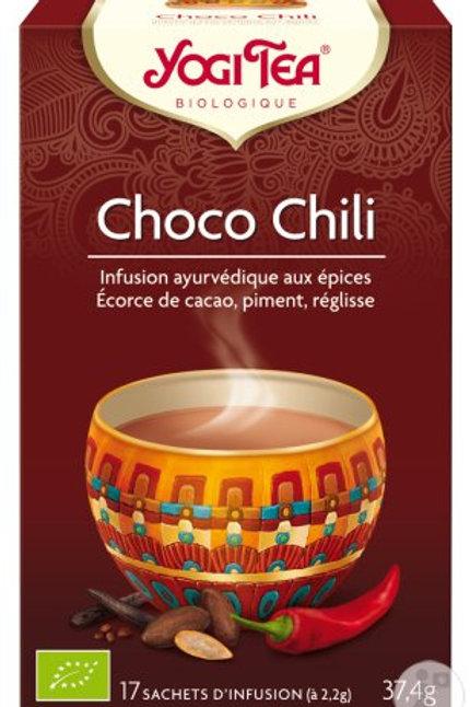 Tisane Choco chili - 17 sachets