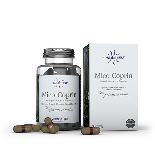 Mico-Coprin – Extrait de Coprinus