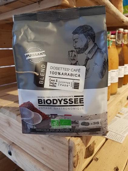 Café dosette Senseo - 36 dosettes