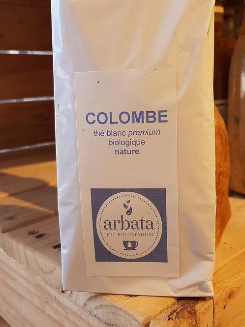 Thé blanc Colombes - 50g - 9€