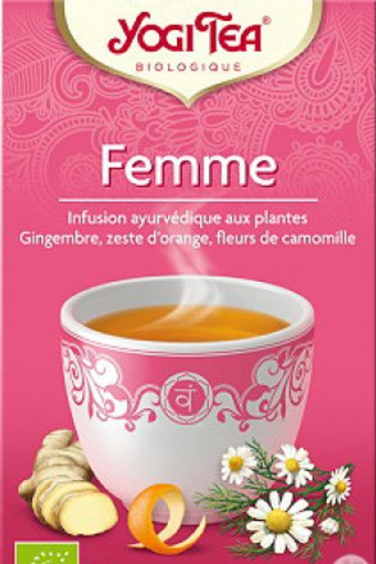 Tisane Femme - 17 sachets