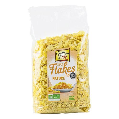 Corn Flakes nature - sans sucre - 500g