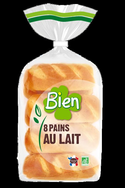 Pain au lait x8 - 280g