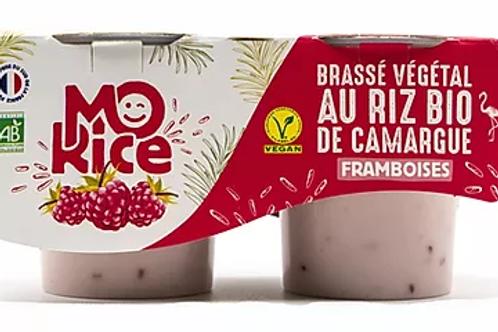 MoRice Framboise - 2x125g