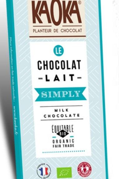 Tablette de Chocolat au lait - 32% CACAO