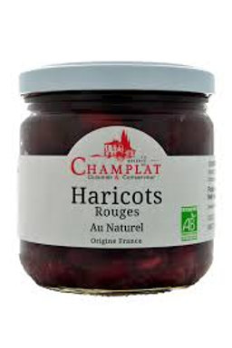 Haricots rouges cuits - 280g