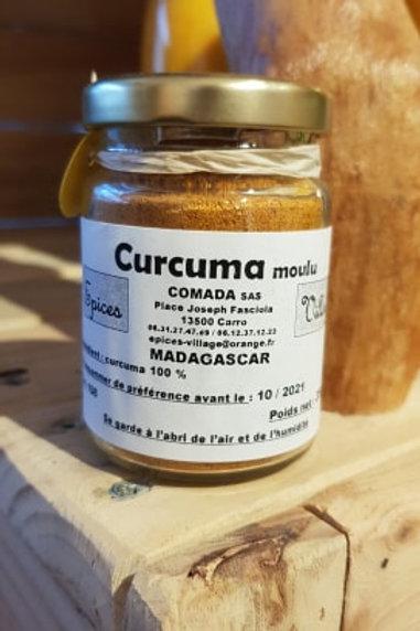 Curcuma moulu - 35g