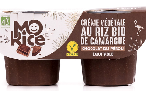 MoRice chocolat 2x100g