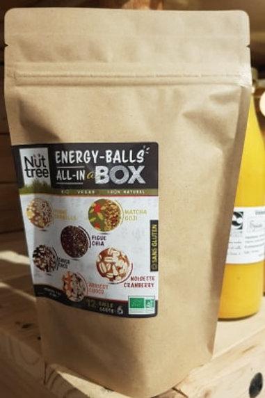 Energy Balls - Pack découverte - x6