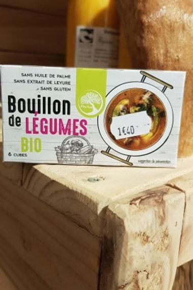 Bouillon de légumes - 6 cubes