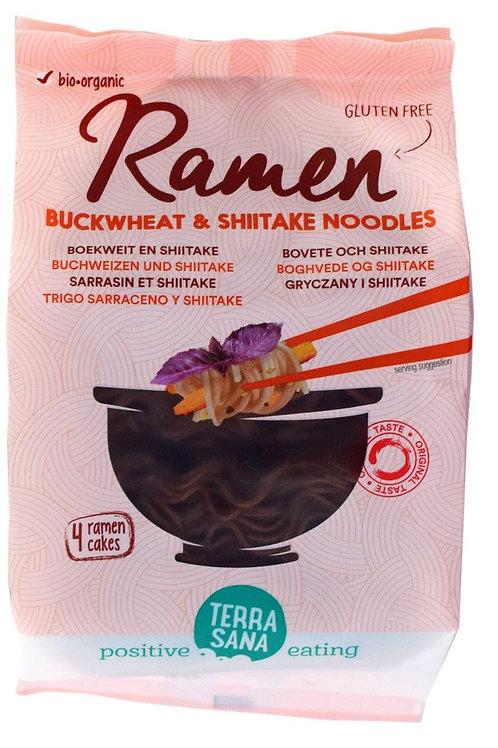 Ramen Sarrasin shiitake - 280g (4 portions)