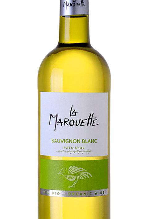Marouette blanc - Sauvignon 75cl