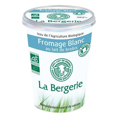 Fromage blanc de brebis - 400g