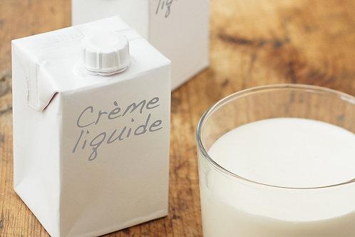 Crème fraîche liquide - 1 pce