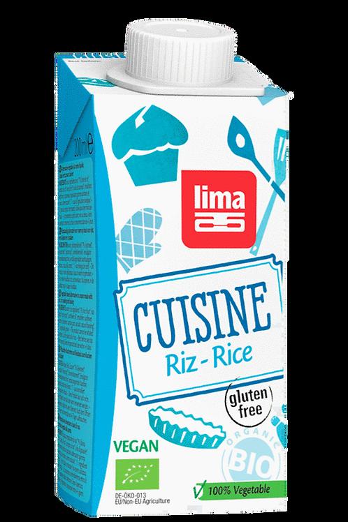 Crème de riz - 20cl