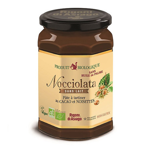 Pâte à tartiner Nocciolata SANS LAIT - 350g