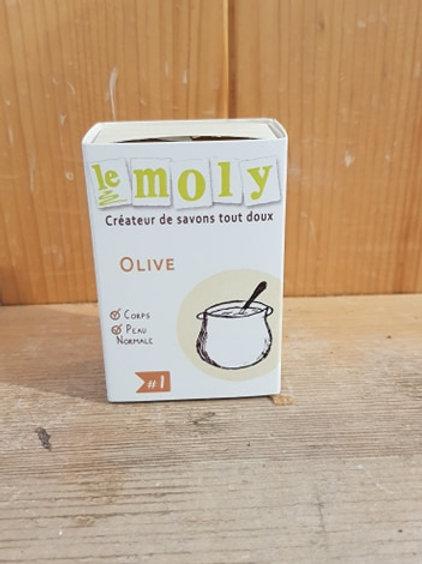 Savon à froid Olive - 100gr