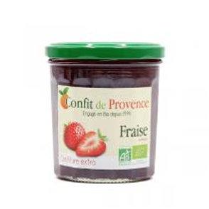 Confiture de fraises - 380g