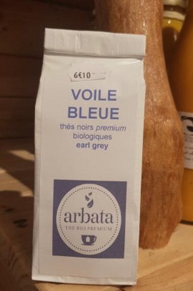 Thé noir - Voile bleue - 50g