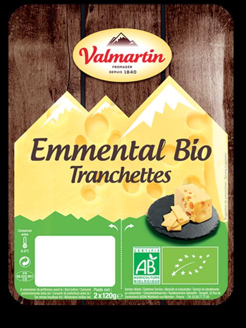 Emmental tranchette - 240g