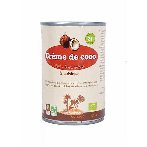 Crème de coco - 400ml