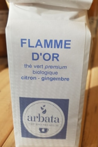 Flamme d'or - 100g - Arbata