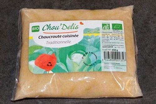 Choucroute cuite - 650g - 1 pce - FR