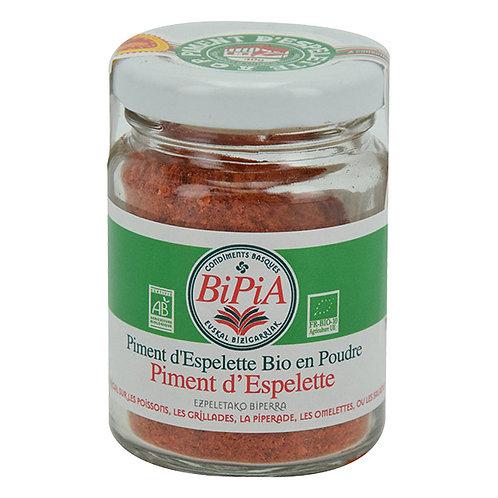 Piment Espelette poudre - 40g