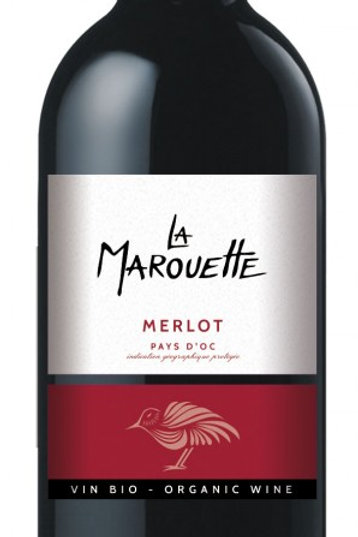 Marouette - rouge - 75cl