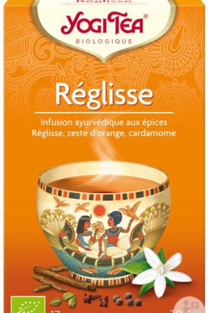 Tisane Réglisse - 17 sachets