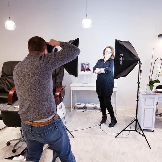 Staff Photo Session