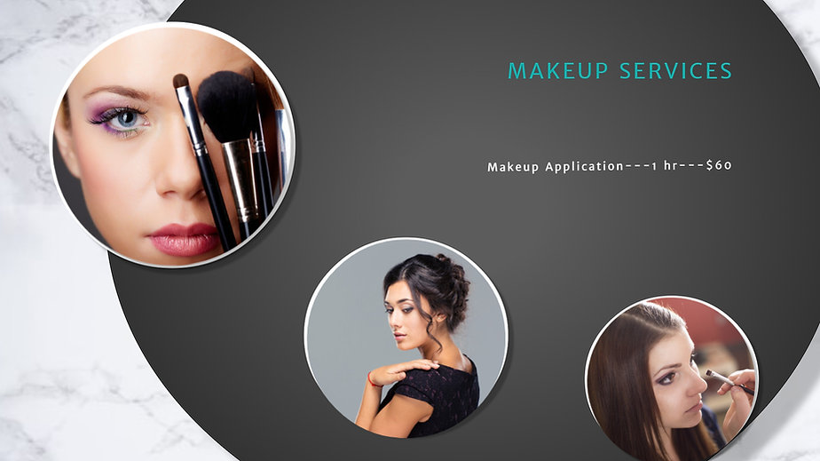 DGSalonPriceListMakeup - Made with Poste