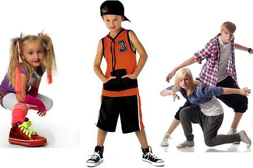 Nhảy hiện đại kids