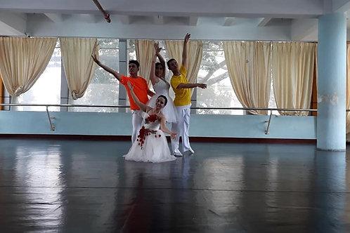 Kĩ năng thực hành và sáng tác múa cơ bản