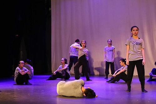 Kĩ năng múa đương đại