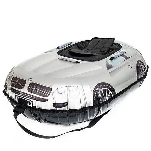 """Тюбинг-машинка SNOWCARS """"BMW"""""""