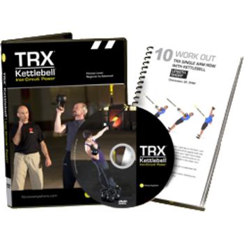 Обучающие материалы;TRX KETTLEBELL:Iron Circuit Power