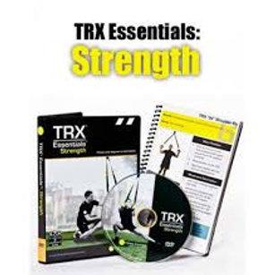 Обучающие материалы;TRX STRENGTH DVD & GUIDE
