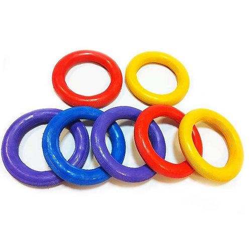 Кольцо буксировочное (крепится к тросу тюбинга d-16)