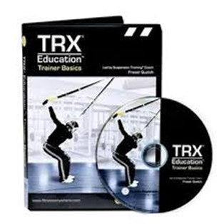 Обучающие материалы;TRX Education: Trainer Basics