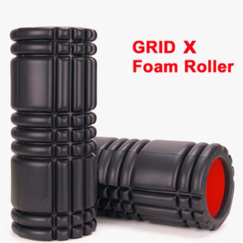 Массажный цилиндр Grid X