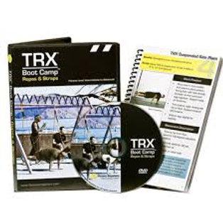 Обучающие материалы;TRX Boot Camp: Ropes + Straps