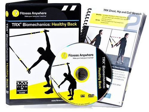 Обучающие материалы;TRX Biomechanics: Healthy Back