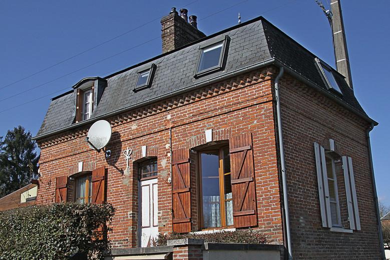 StDen Maison toit multifaces St Denis le